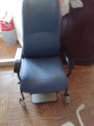 sillón hospital