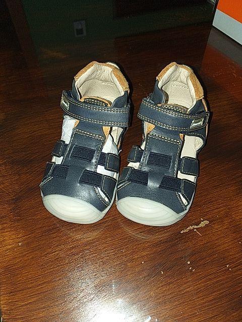 zapatos biomecanics de niño