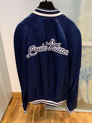 Exclusiva chaqueta bomber louis Vuitton Original