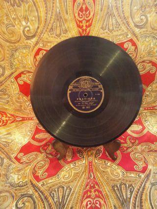 Disco de Pizarra EL COJO LUQUE-78 RPM