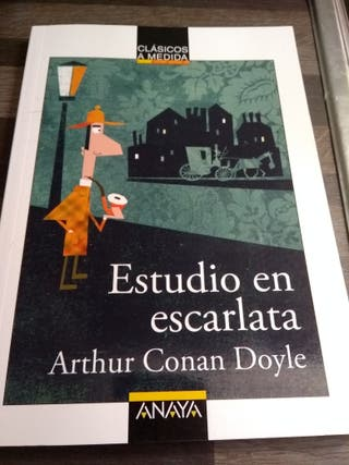 Estudio en escarlata ISBN 9788467860948