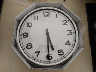 Reloj de pared PUGG Ikea