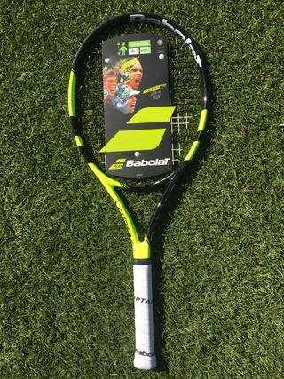 Raqueta tenis BABOLAT (2 raquetas)