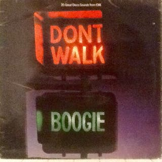 Disco Vinilo Dont Walk, Boogie