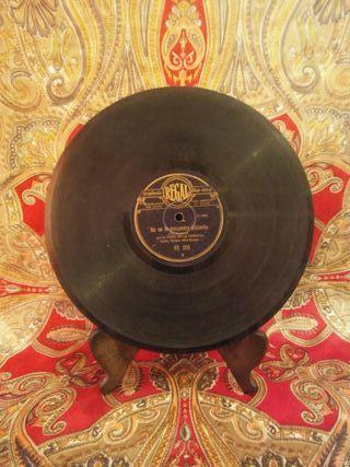 Disco de pizarra NIÑO DE LA HUERTA-78 RPM