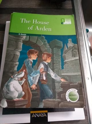 T'he House if Arden ISBN 9789963510191