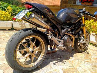 Ducati Monster 1100s Full Carbon