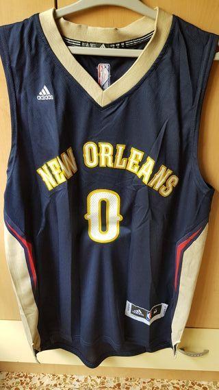 camiseta NBA DeMarcus Cousins (Pelicans)