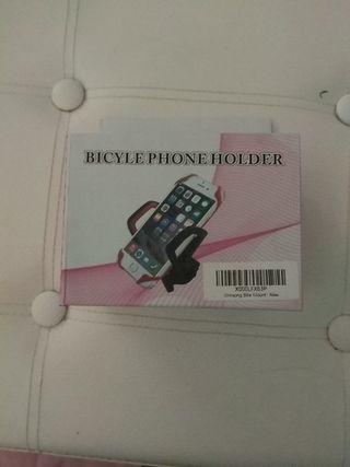 Soporte universal de bici para móvil / Rebajado