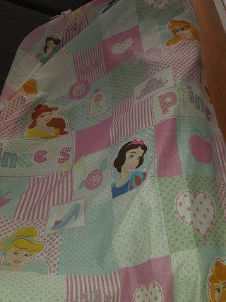 cortina princesas