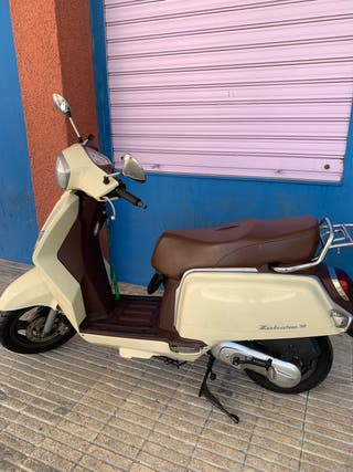 Moto keeway Zahara 49cc