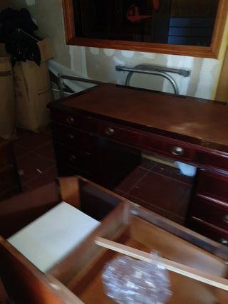 mesa de despacho estilo ingles