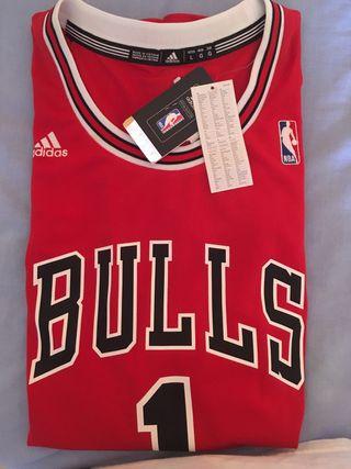 Camiseta NBA Bulls