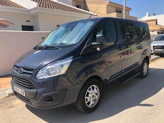 Ford Grand Tourneo Custom 2014