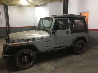 Jeep Wrangler 1989