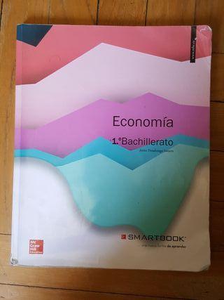 libro de Economía de 1 de bach