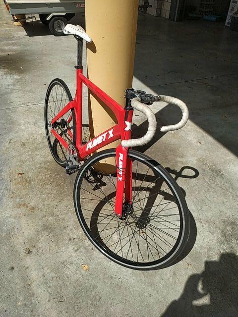 Bicicleta pista Planet x