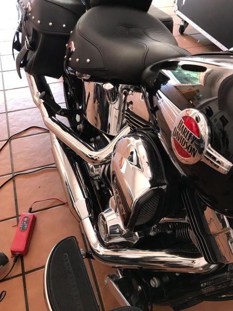 Harley Davidson softail heritage con motor 103