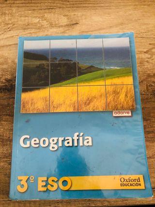 Libro geografia 3 eso