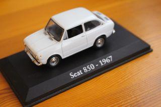 Miniatura Seat 850