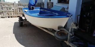 barca con motor