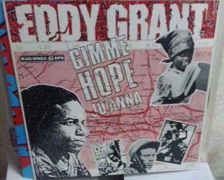 Disco de vinilo Eddy Grant Gimme Hope Jo Anna