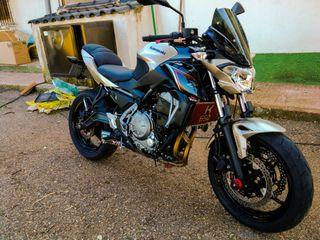 Kawasaki Z650 Limitada para A2