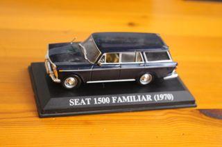 Miniatura Seat 1500 Familiar