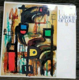 Disco de vinilo Lp UB40 Labour of love II 1989