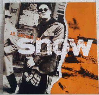 Disco de vinilo Lp Snow 12 Inches of 1993