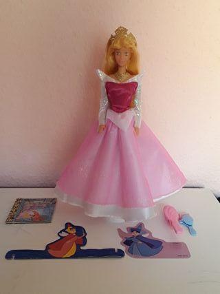 Muñeca Princesa Aurora Mattel
