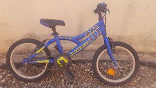 Bicicleta infantil Orbea 16