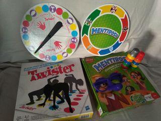 Twister + Monopoly
