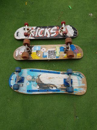 3 skates