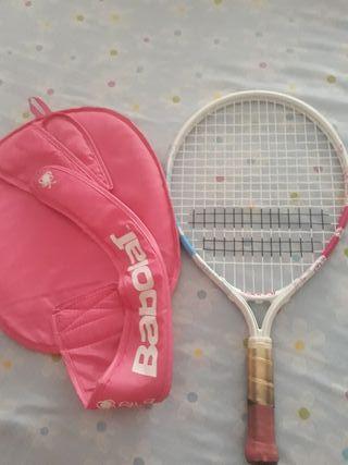 raqueta babolat tenis junior