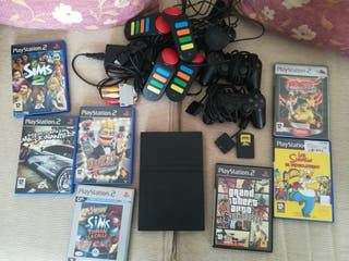 Pack Playstation 2
