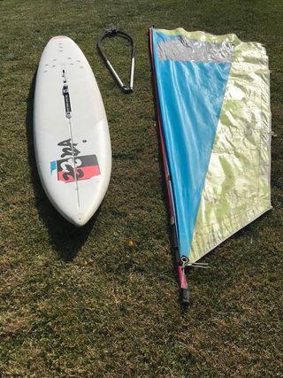 Equipo de windsurf 2ª mano