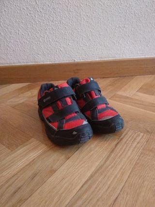 Zapatillas número 29