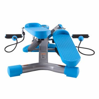 Mini stepper twister azul