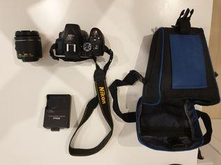 Cámara Reflex D5300 Nikon