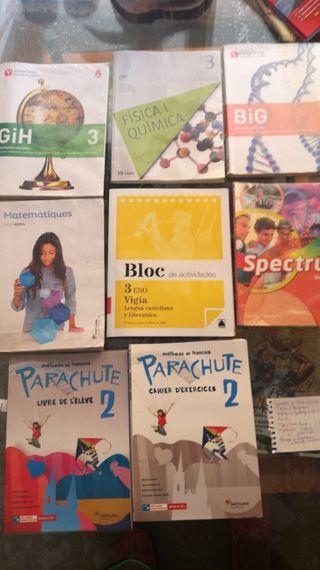 Libros para 3ro de Secundaria