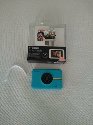Snaptouch Polaroid esta nueva he sacado 3 fotos