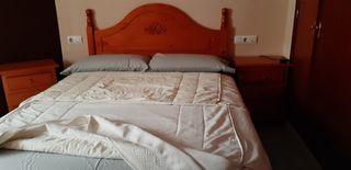 conjunto dormitorio más colchón