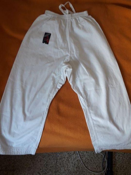 Pantalones para karate