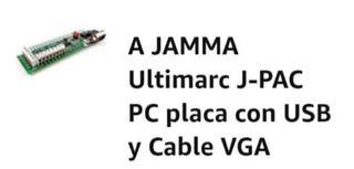 Placa JAMMA para máquina Recretiva/Arcade