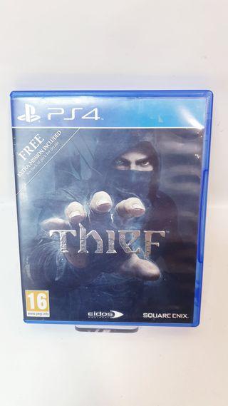 JUEGO PS4 THIEF