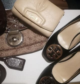 Designer bags, shoes, wallets