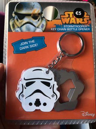 Llavero abrebotellas Star Wars
