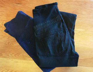 Pantalones premamá.