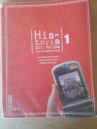 libro de historia del mundo contemporaneo